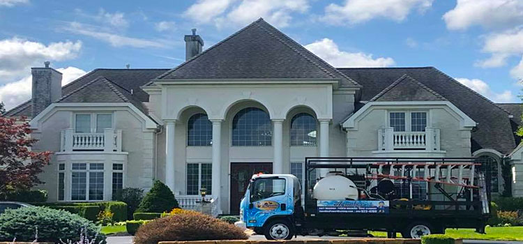 Medford Roof Cleaning by Aqua Boy Power Washing
