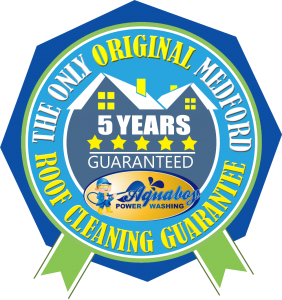 Aqua Boy's Medford Power Washing Guarantee